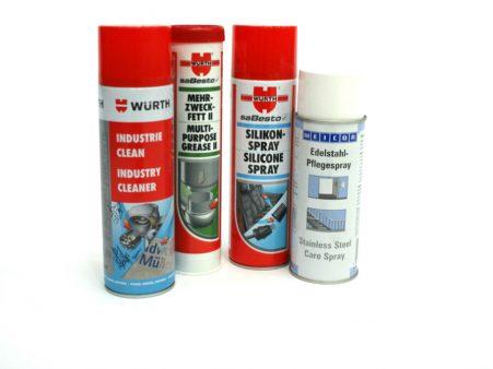 Equipment Care Kit